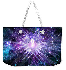 Cosmic Heart Of The Universe Weekender Tote Bag