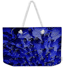 Cosmic Series 002 - Tiny Bubbles Weekender Tote Bag