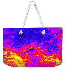 Cosmic Series 005 Weekender Tote Bag