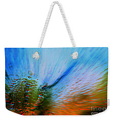 Cosmic Series 006 - Under The Sea Weekender Tote Bag