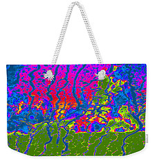 Cosmic Series 016 Weekender Tote Bag