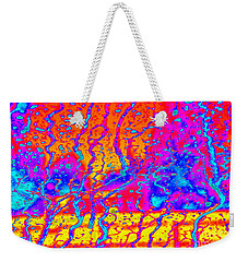 Cosmic Series 018 Weekender Tote Bag