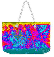 Cosmic Series 022 Weekender Tote Bag