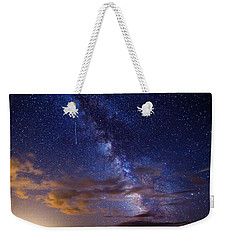 Cosmic Traveler  Weekender Tote Bag