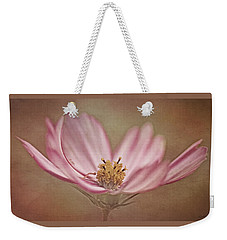 Cosmos Weekender Tote Bag by Ann Lauwers