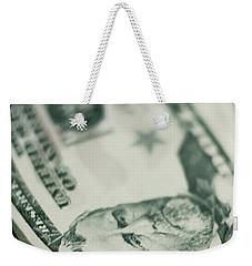 Cost Of One Bullet Weekender Tote Bag