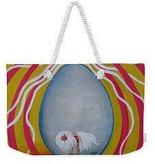 Costello's Egg Weekender Tote Bag