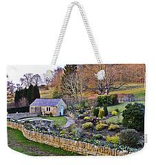 Cotswold Cottage Weekender Tote Bag