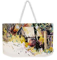 Cottage 3 Weekender Tote Bag