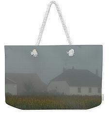 Cottage In Mist Weekender Tote Bag