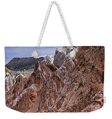 Cottonwood Spires 1-v Weekender Tote Bag