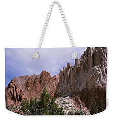 Cottonwood Spires 2 Weekender Tote Bag