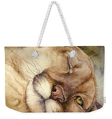 Cougar    I See You     Weekender Tote Bag