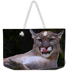 Cougar Town Weekender Tote Bag