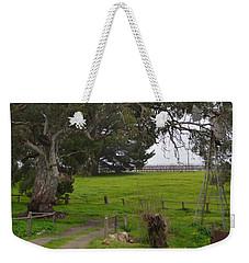 Country Bridge Weekender Tote Bag