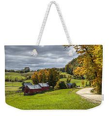 Country Farm Weekender Tote Bag