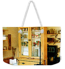 Weekender Tote Bag featuring the painting Country Kitchen Sunshine IIi by RC deWinter