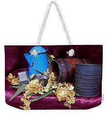 Country Life Weekender Tote Bag by Pamela Walton