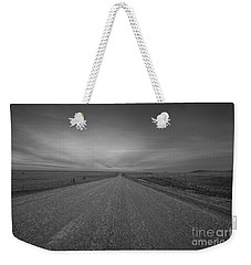 A Country Road Of South Dakota Weekender Tote Bag