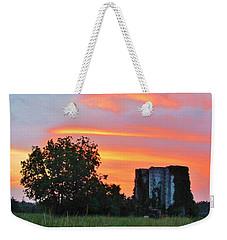Country Sky Weekender Tote Bag