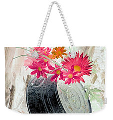 Country Summer - Photopower 1499 Weekender Tote Bag