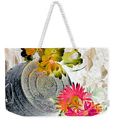 Country Summer - Photopower 1509 Weekender Tote Bag