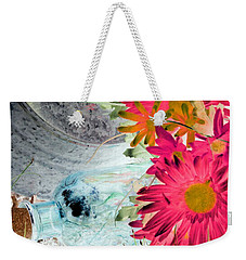 Country Summer - Photopower 1510 Weekender Tote Bag