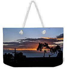Weekender Tote Bag featuring the photograph Couple by Michael Gordon