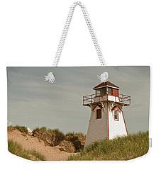 Covehead Lighthouse 3 Weekender Tote Bag