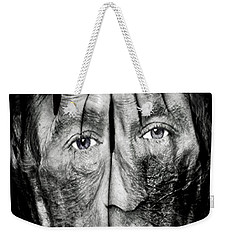 Cover Thy Faces Weekender Tote Bag