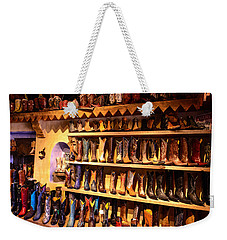 Cowboy Boots Weekender Tote Bag