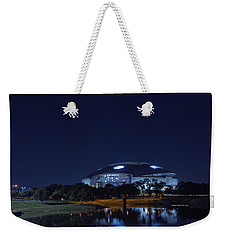 Cowboys Stadium Game Night 1 Weekender Tote Bag