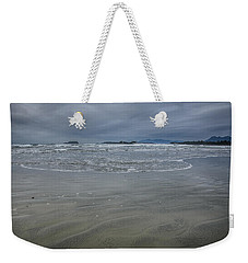 Cox Bay Late Afternoon  Weekender Tote Bag by Roxy Hurtubise