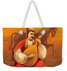 Cossack Mamay Weekender Tote Bag