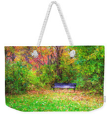Cozy Little Nook Weekender Tote Bag