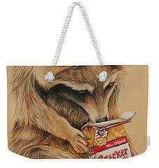 Cracker Jack Bandit Weekender Tote Bag