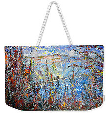 Crater Lake - 1997 Weekender Tote Bag