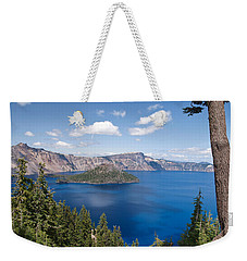 Crater Lake National Park Weekender Tote Bag