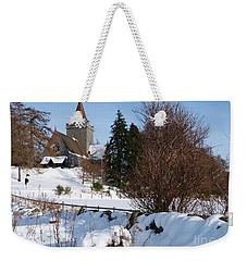 Crathie Church - Scotland Weekender Tote Bag