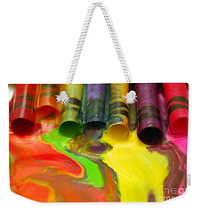 Crayon Cooperation Weekender Tote Bag