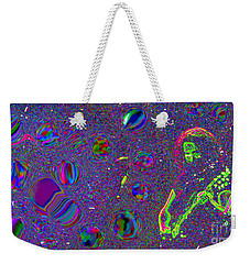 Crazy Fingers   Weekender Tote Bag