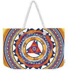 Creative Energy Weekender Tote Bag
