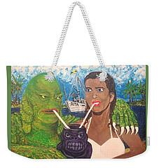 Creature Comforts Weekender Tote Bag