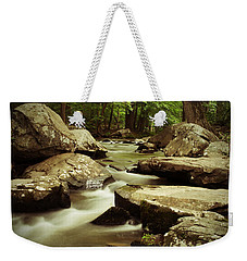 Creek At St. Peters Weekender Tote Bag