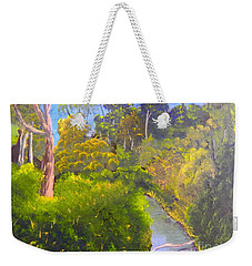 Creek In The Bush Weekender Tote Bag
