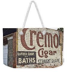 Cremo Cigar Weekender Tote Bag