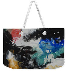 Crescendo Weekender Tote Bag by Elaine Elliott