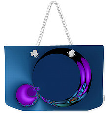 Crescent Moons Weekender Tote Bag