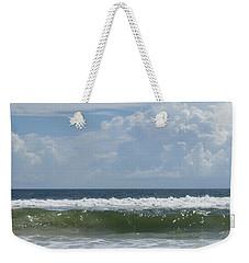 Cresting Wave Weekender Tote Bag