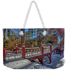 Crim Dell Bridge William And Mary Weekender Tote Bag
